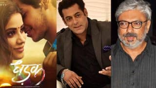 Sanjay Leela Bhansali Questioned For Padmavati, Janhvi Kapoor - Ishaan Khatter's Dhadak Goes On Floors, Salman Khan Reacts To Casting Couch - Bollywood Week In Review