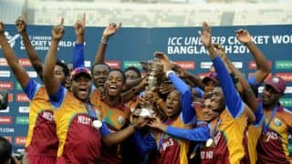 ICC U19 Cricket World Cup 2018: Players From Past Winners England And Windies Look Back at Success