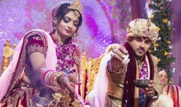 Abhishek Bajaj And Akanksha Jindals Wedding Moments Are Unmissable View Pics