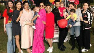 Why Was Adira Chopra Not Clicked With Taimur Ali Khan, Yash And Roohi Johar?