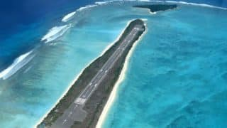 India to Get First Runway on 'Sea Bridge' Soon; Extension of Lakshadweep's Agatti Airport Approved