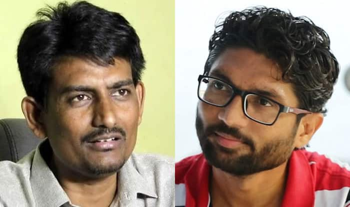 Camaraderie of agitation leaders: Mevani calls on Hardik