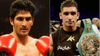 Vijender Singh Not Ready to Fight me, Says British-Pakistani Boxer Amir Khan