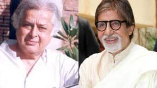 Shashi Kapoor Passes Away, Amitabh Bachchan Pens An Emotional Post Remembering The Veteran Actor