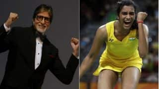Amitabh Bachchan Consoles PV Sindhu, Says One Loss Will Strengthen You More