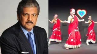 PM of Finland Had a Ball Watching Finnish Ladies Dancing to Bollywood Song And Anand Mahindra is the Proud Host
