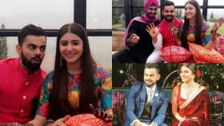 If You Were Smitten By Anushka Sharma – Virat Kohli's Wedding, Wait Until You See These Moments During Their Haldi And Engagement