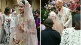 Can't Get Over Virat Kohli - Anushka Sharma's Wedding Theme Song? Listen To It HERE