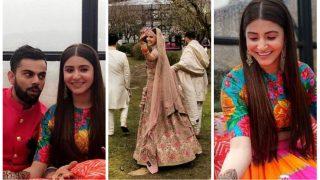 Virat Kohli - Anushka Sharma Wedding Inside Pics: These Moments From The Big Fat Punjabi Wedding Deserve To Be Framed