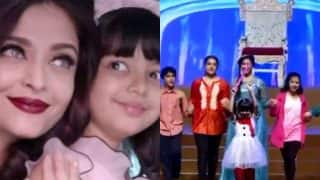 Aaradhya Bachchan's Dance Moves At Her School's Annual Day Function Steals The Show  - Watch Video