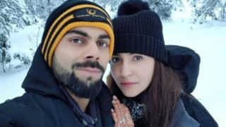 Anushka Sharma Shares A Glimpse Of Her Honeymoon With Virat Kohli And We Cannot Stop Gushing! - View Pic