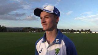 ICC U19 Cricket World Cup 2018: Steve Waugh's Son Austin Named in Australia's U19 Squad, Jason Sangha to Lead