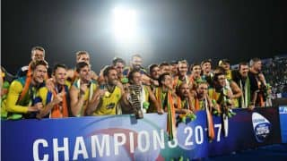 Hockey World League Final 2017: Australia Beat Argentina to Clinch Gold