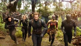 Avengers: Infinity War Trailer Out, Twitter Identifies Tiger Shroff and Comes Out With Funny Memes and Reactions