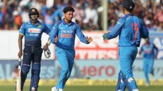 India vs Sri Lanka 3rd ODI: Kuldeep Yadav Reckons His Two Wickets in One Over Changed Match's Momentum