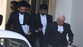 Babri Masjid-Ram Mandir Dispute: BJP, Congress Engage in War of Words Over Kapil Sibal's Appearance in Ayodhya Case