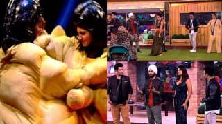 Bigg Boss 11 December 10 2017 Full Episode Written Update: Hiten Tejwani Gets Into The Bad Books Of Arshi Khan