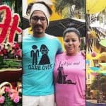 Bharti Singh-Haarsh Limbachiyaa Ring In Their Wedding Celebrations In Goa With A Pool Party - View Inside Pics