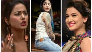 Bigg Boss 11: Ex- Contestant Bani J Lashes Out At Hina Khan, Says 'You Can't Touch Gauhar Khan'