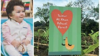 Kareena Kapoor Khan Gifts Her Baby Son Taimur Ali Khan A Forest, And The Reason Will Melt Your Heart