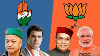Gujarat & Himachal Pradesh Election Results 2017 Winners List: Constituency-wise And Party-wise Names of Elected MLA Candidates