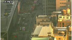 अमेरिका में टाइम्स स्क्वॉयर के पास धमाका, हिरासत में एक शख्स