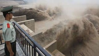 ब्रह्मपुत्र में कृत्रिम झील के निर्माण पर चीन ने कहा- अरुणाचल और असम में अब बाढ़ का खतरा नहीं