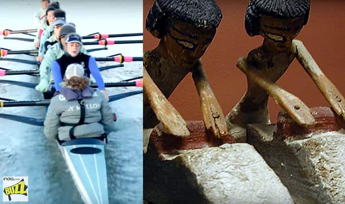 Prehistoric women were stronger than modern rowers