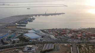 India Not Subjected to Certain Sanctions For Chabahar Port's Development in Iran: US