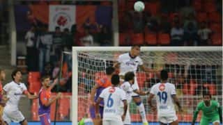 Indian Super League 2017-18: Henrique Sereno Scores in Dying Minutes to Lead Chennaiyin FC to Victory Against FC Pune City
