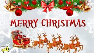 Christmas 2019 Wishes: Best WhatsApp Messages, Facebook Status, SMS and GIF Image Greetings To Wish Merry Xmas to Your Loved Ones