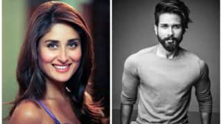 Close Call! Here's How Kareena Kapoor Khan And Shahid Kapoor Avoided An Awkward Encounter