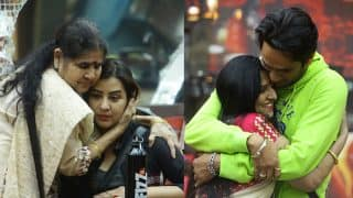 Bigg Boss 11: Shilpa Shinde And Vikas Gupta Get Emotional As They Meet Their Mothers After 2 Months
