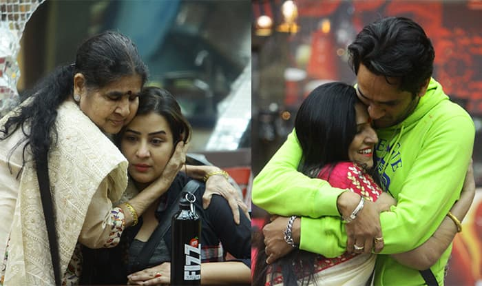 Bigg Boss 11: Shilpa Shinde And Vikas Gupta's Mothers Pay Them A Visit, Leave Them In Tears