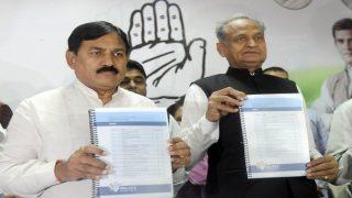 गुजरात के लिए कांग्रेस का घोषणापत्र, कर्ज माफी, पाटीदारों को आरक्षण का वादा