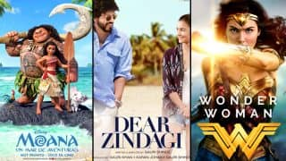 Top-Selling Movies of 2017: Dear Zindagi, Moana, Wonder Woman Feature on Google Play India's Most Downloaded List