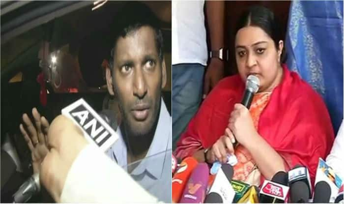 Vishal claims his paper accepted; EC says matter under process