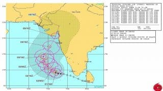 Cyclone Ockhi to Make Landfall in Gujarat Around Midnight; Election Rallies Cancelled