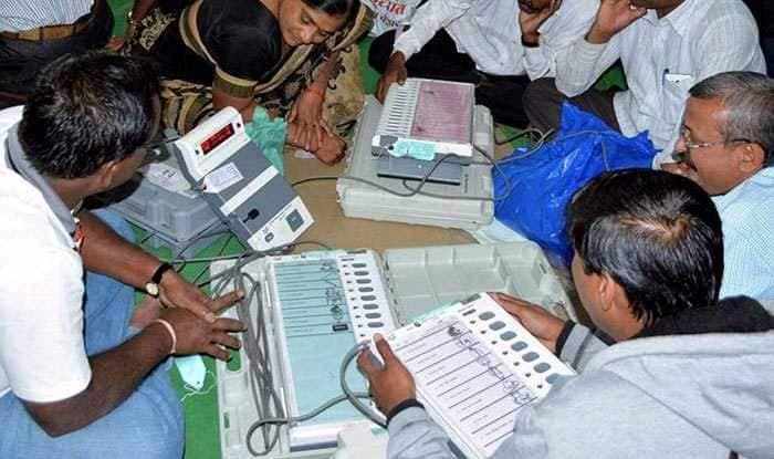 Election Counting