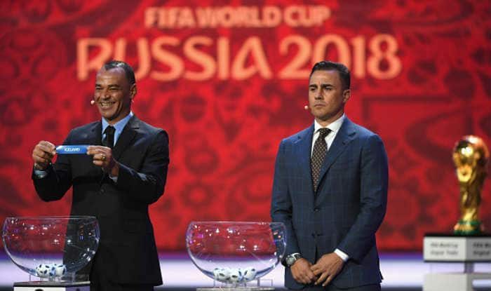 Top coaches cautious after 2018 FIFA World Cup draw