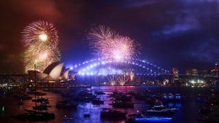 Happy New Year 2018: Breathtaking and Beautiful Pictures of New Year's Celebrations From Around the World