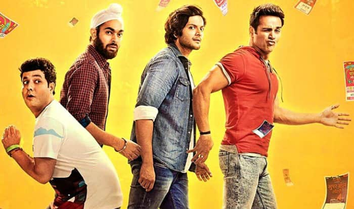 Fukrey Returns Cast Can't Stop Partying