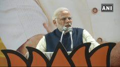 पीएम मोदी ने जीत के बाद भरी हुंकार, कहा- जनता ने जातिवाद को नकारा