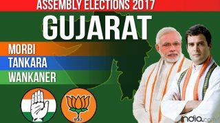 Morbi, Tankara, Wankaner Assembly Elections 2017: Constituency Details of Gujarat Vidhan Sabha