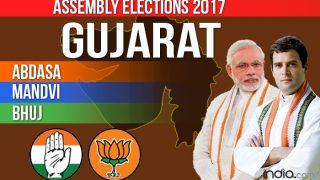 Abdasa, Mandvi, Bhuj Assembly Elections 2017: Constituency Details of Gujarat Vidhan Sabha