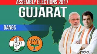 Dangs Assembly Elections 2017: Constituency Details of Gujarat Vidhan Sabha