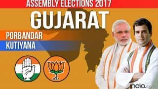 Gujarat Results: Congress Wins Kutiyana, BJP Wins in Porbandar