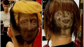 Hair Tattoo: This Hair Stylist Can Give You Hairstyle That Resembles a Celebrity