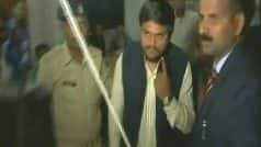 Gujarat Assembly Elections 2017 Phase II Voting: Hardik Patel Casts Vote in Viramgam, Says BJP Will Lose, Congress May Win