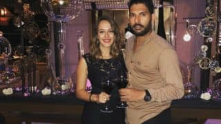 Hazel Keech's Post For Yuvraj Singh On Their First Wedding Anniversary Will Give You Relationship Goals (View Pic)